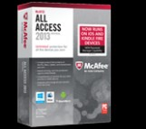 McAfee All Access 2013 ( 1 user for 1 year)