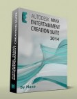 Autodesk Maya Entertainment Creation Suite Premium 2014