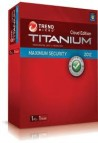 Titanium Cloud Edition Maximum Security 2012 for PCs(1 user for 1 year)