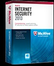 McAfee Internet Security 2013 (3 PC)