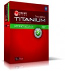 Trend Micro Titanium Cloud Edition Internet Security 2012 for PCs (3 user for 1 year)
