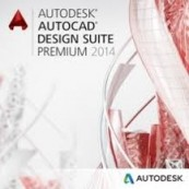 AutoCAD LT 2014 Commercial New SLM (Full Box)